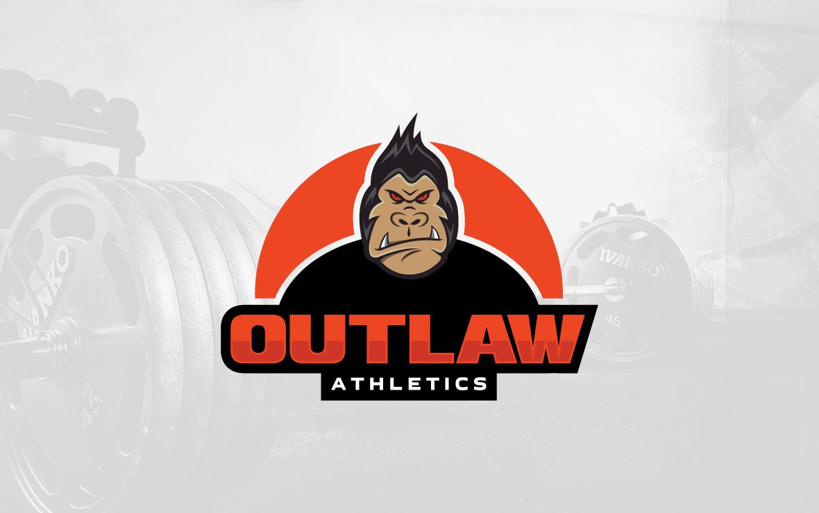 outlaw creazione logo abbigliamento