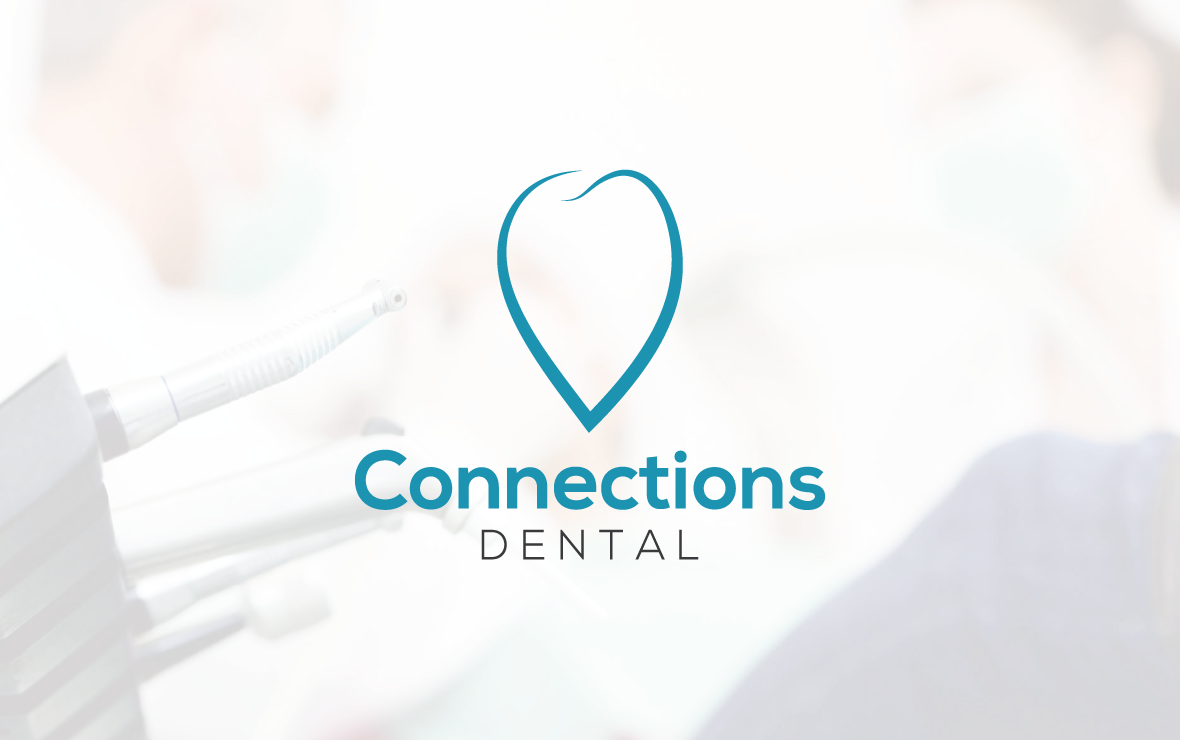 connection_dental - creazione logo per dentista