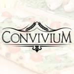 convivium - creazione logo per pizzeria
