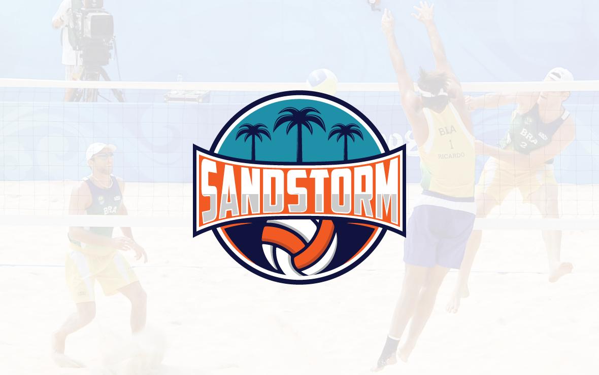 realizzazione loghi - logo per squadra di volley