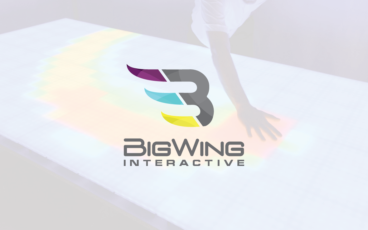 big wing - creazione logo per videogiochi