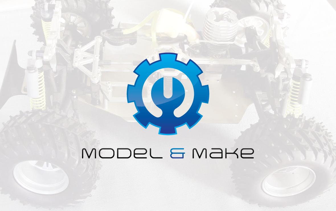 model&make - creazione logo per modellismo