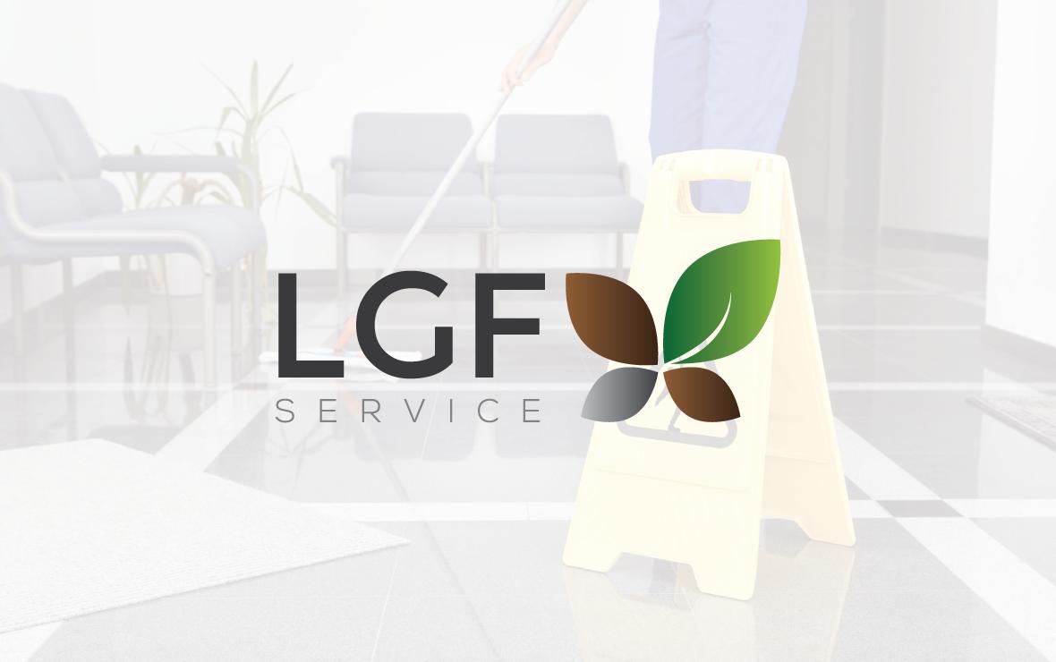 creazione logo per impresa di pulizie